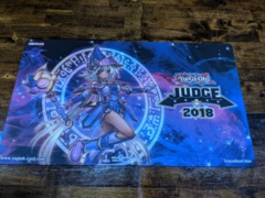 Yugioh 2018 Travel Assist Judge Playmat - Apprentice Illusion Magician