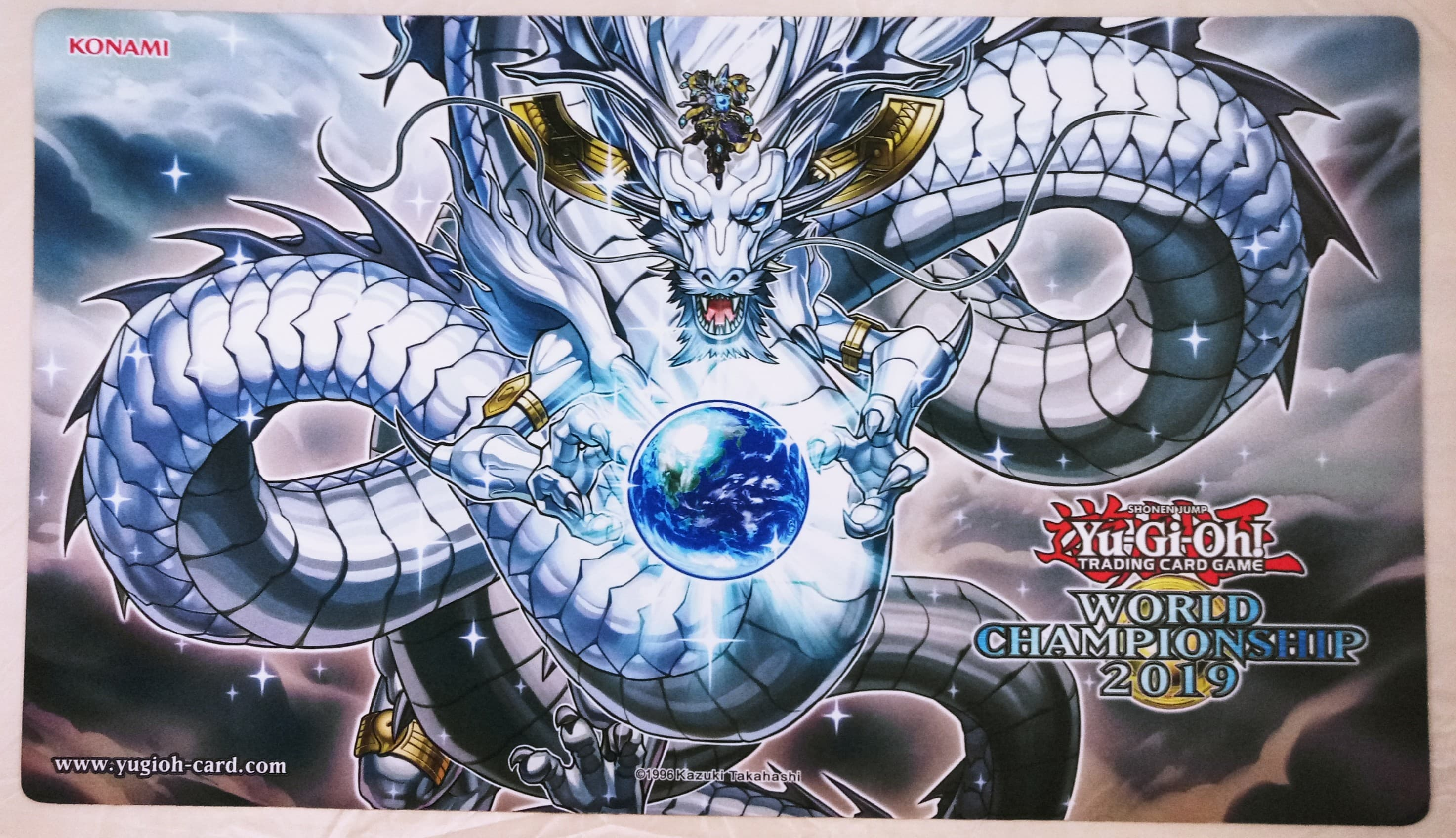 Yugioh World Championship 2019 Playmat - Amatsu Okami