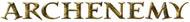 Archenemy-logo