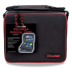 Ultra Pro Portable Gaming Case w/ Red Trim