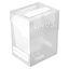 Ultimate Guard Deck Case 80+ - transparent