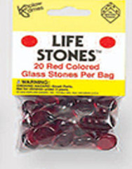 Life Stones - Red (20ct)
