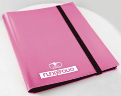 Ultimate Guard FlexXfolio - 4 Pocket - Pink