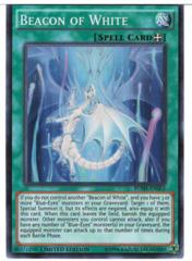 Beacon of White - BOSH-ENSE3 -  Super Rare - Limited Edition