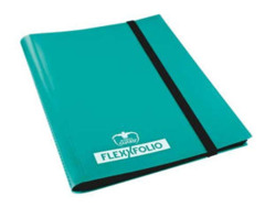 Ultimate Guard FlexXfolio - 4 Pocket - Turquoise