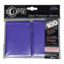 Ultra Pro - Pro Matte Eclipse: Deck Protector 100 Count Pack - Royal Purple