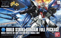 RG - 1/144 Build Strike Gundam Full Package Sei Iori Custom Made Mobile Suit