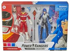 Power Rangers Lightning Collection 2 Pack - Red Space Ranger Vs. Astronema