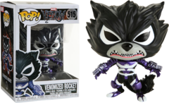 Funko Pop - Venomized Rocket Raccoon