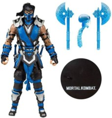 McFarlane Mortal Kombat Sub-Zero Figure