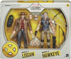 Marvel Legends X-Men Hawkeye and Old Man Logan 2 Pack
