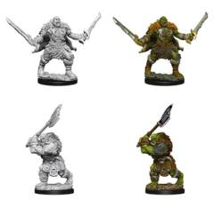 Pathfinder Battles Unpainted Minis - Orcs