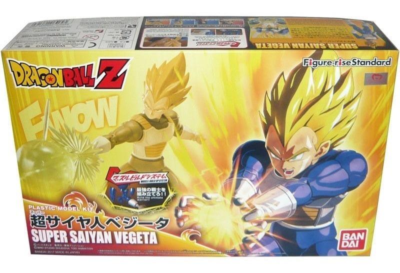 Dragon Ball Z Figure-rise Super Saiyan Vegeta