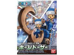 One Piece - Chopper Robo Super 3 Horn Dozer