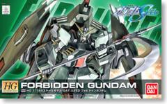 Forbidden Gundam HG 1/144