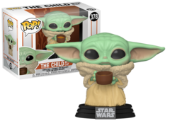 Funko Pop - The Child with Cup  - 378
