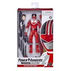Lightning Collection - Power Rangers Time Force Red Ranger