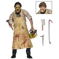 NECA - TEXAS CHAINSAW ULTIMATE LEATHERFACE 7 INCH FIGURE