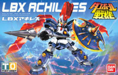 LBX Achilles Bandai Model Kit