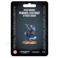 Primaris Lieutenant in Phobos Armor