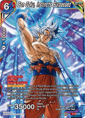 Son Goku, Instincts Surpassed - P-198 PR