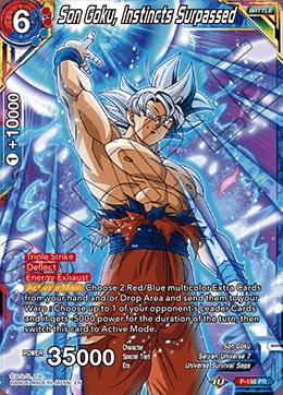 Son Goku, Instincts Surpassed - P-198 PR