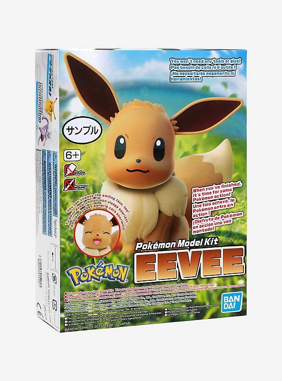Pokemon Eevee Model Kit Bandai