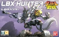 LBX Hunter Bandai Model Kit