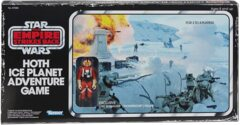 Star Wars: The Empire Strikes Back - Hoth Ice Planet Adventure Board Game
