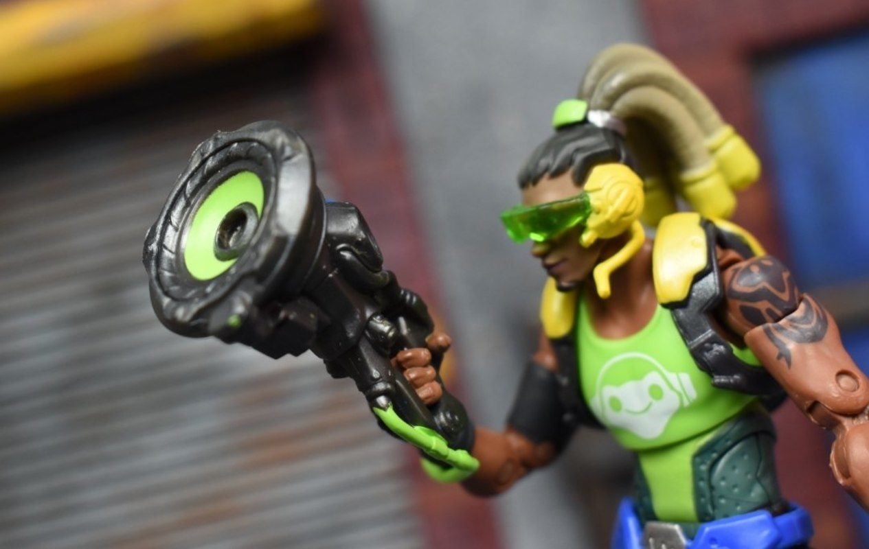 Overwatch Ultimates - Lucio Action Figure