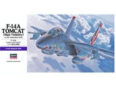 Hobby Kits 1:72 - F-14A Tomcat (High Visibility)