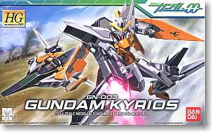 HG 1/144 #04 Gundam Kyrios