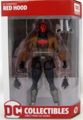DC Collectibles - DC Essentials RED HOOD Figure