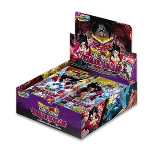 Dragon Ball Super - Vermilion Bloodline Booster Box - 2nd Edition