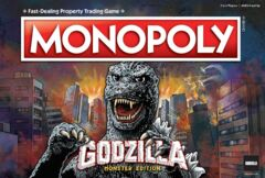 Godzilla Monopoly Monster Edition