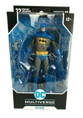 DC MULTIVERSE BATMAN DETECTIVE COMICS #1000 ACTION FIGURE BLUE CAPE & BOOTS