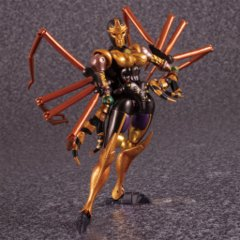 Masterpiece Beast Wars Black Arachnia MP