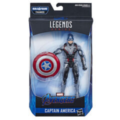 Captain America Avengers: Endgame - Marvel Legends Series 6-inch