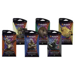 Adventures in the Forgotten Realms Theme Boosters Pack: (Set of 6)