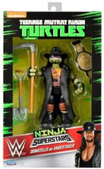 Teenage Mutant Ninja Turtles Superstars - Donatello Undertaker