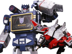 Masterpiece Soundwave (Reissue) MP-13 (Pre-Order Oct.)