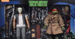NECA TMNT Casey Jones & Raphael 2 pack