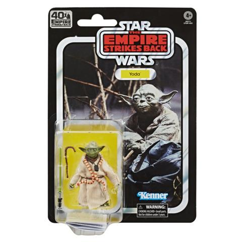 Star Wars Black Series 40th Anniversary Empire Strikes Back - Yoda