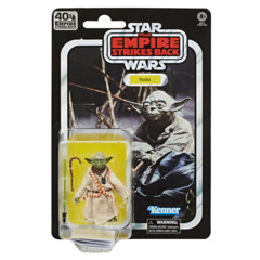 Star Wars Black Series 40th Anniversary Empire Strikes Back - Yoda