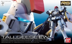 RG - 1/144 Tallgeese EW Mobile Suit Gundam Wing Endless Waltz