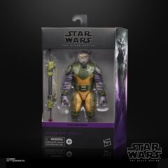 Hasbro Star Wars The Black Series Garazeb 'Zeb' Orrelios 6 inch figure