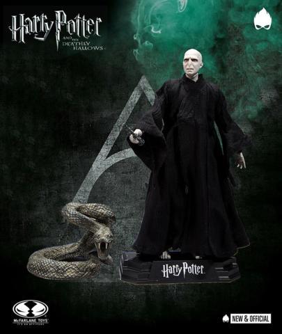 McFarlane Harry Potter Action Figure - Voldermort