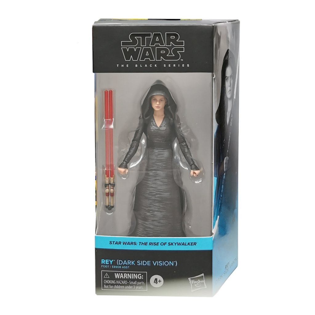 Black Series Rey (Dark Side Vision)