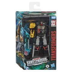 Transformers Generations War for Cybertron Earthrise Deluxe - Ironworks