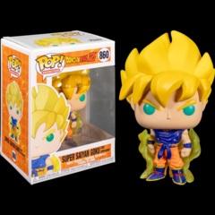 Funko Pop - Super Saiyan Goku First Appearance - 860